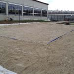 Beachvolleyballplatz 16